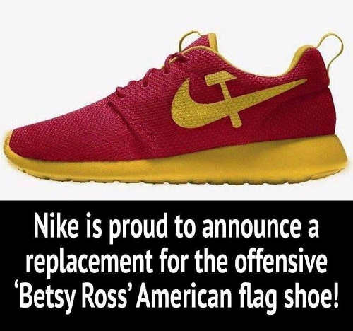 nike communist flag speaker replacement