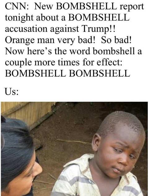 cnn new bombshell report orange man very bad