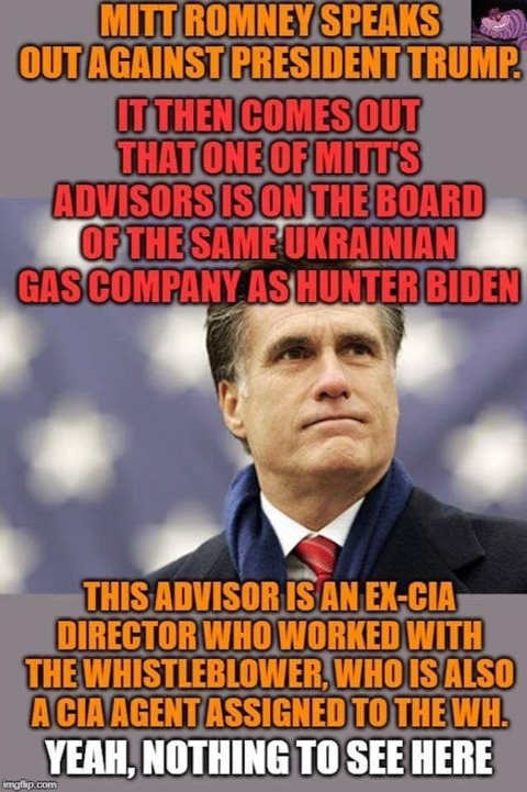mitt romney tied to corruption in ukraine