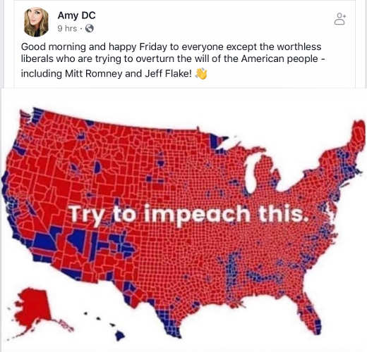 quote amy dc try to impeach this red blue electoral map