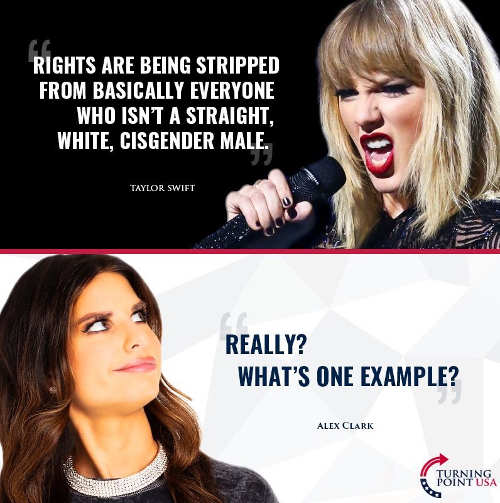 quote taylor swift rights being stripped away name one example
