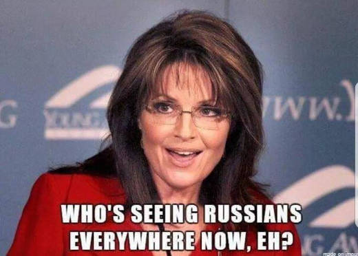 sarah palin whos seeing russians everywhere now