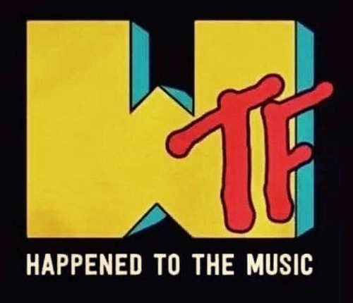 mtv wtf happened to the music