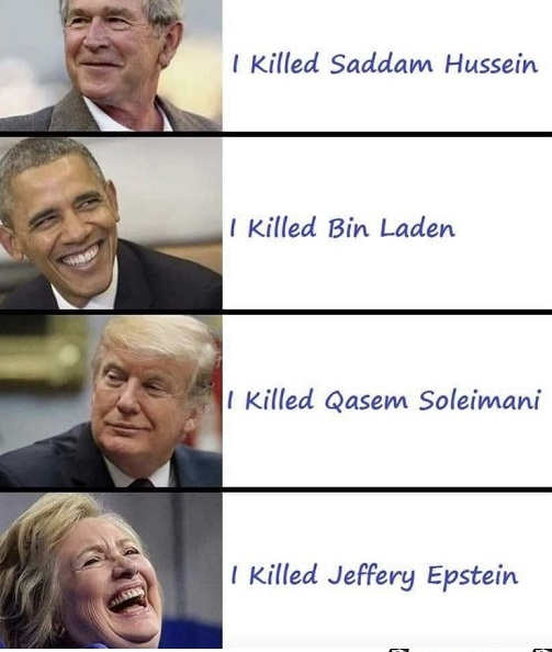 bush obama trump hillary who each killed