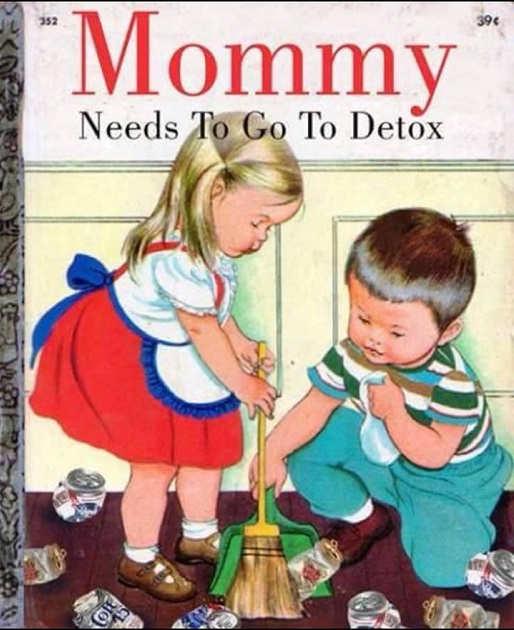 dextox childrens book mommy needs it