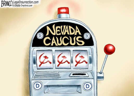 nevada caucus slot machine all soviet hammer sickle