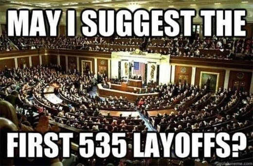 may i suggest first 535 layoffs