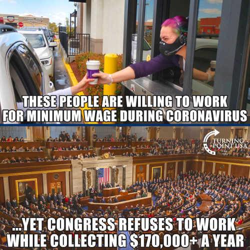 these people willing to work minimum wage coronavirus congress wont 174000 year