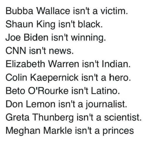 bubba wallace not victim cnn not news don lemon not journalist