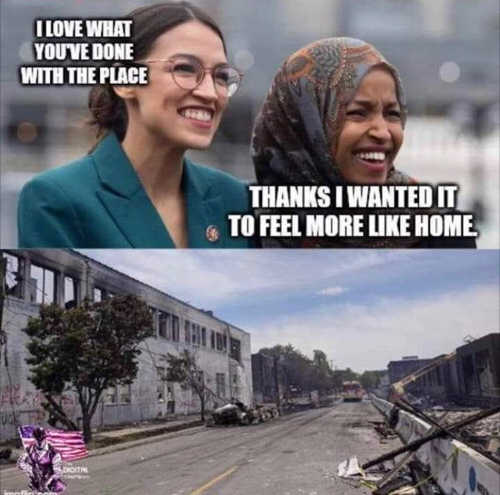 aoc love what youve done with place omar i wanted minnesota like home