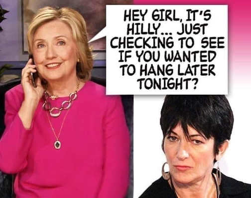 maxwell hey its hillary feeling like hanging out tonight call