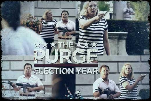 the purge election year guns mcclusky couple