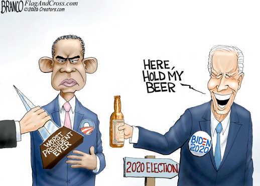 barack obama worst president ever joe biden hold my beer 2020