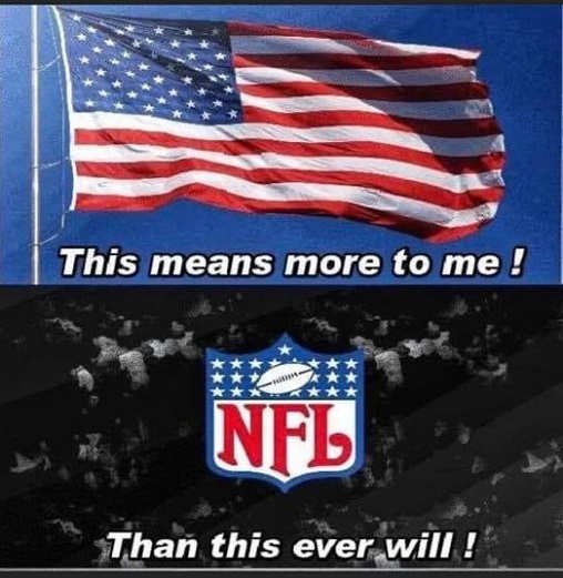 usa flag means more to me than nfl ever will