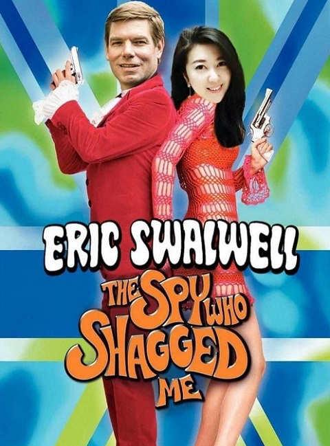 eric swalwell china spy who shagged me