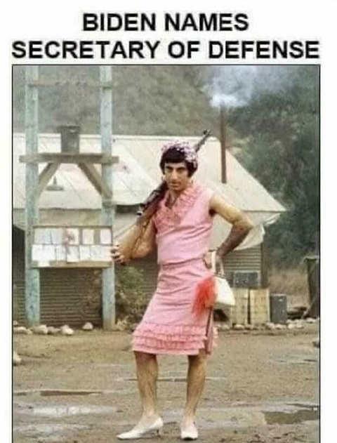 biden names secretary of defense klinger mash