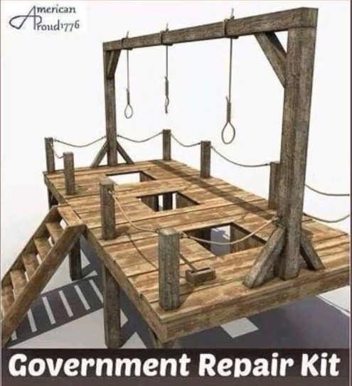 government repair kit nooses
