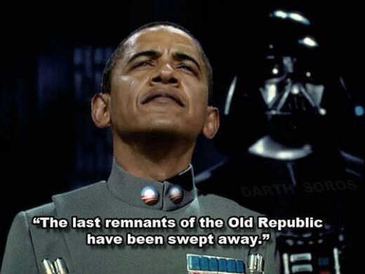 obama vader last remants of the old republic have been swept away