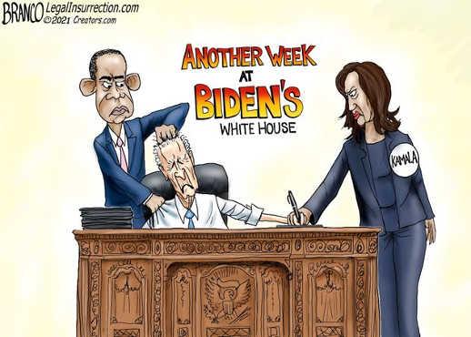 another week biden white house obama kamala harris signing