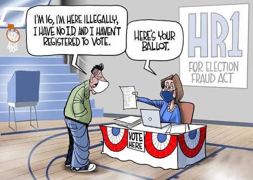 hr1 pelosi illegals no id not registered