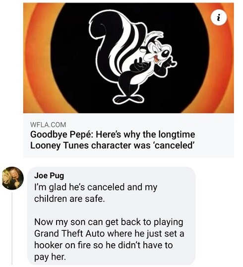 pepe le pew grand theft auto