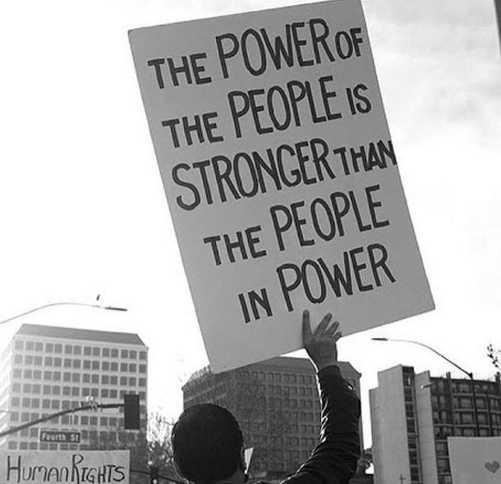 quote power of people stronger than people in power