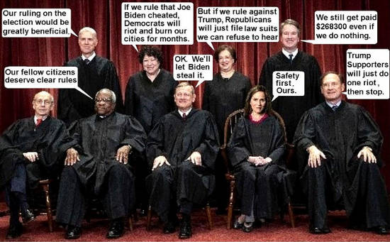 supreme court thoughts election biden trump