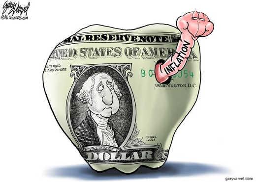 us dollar inflation stimulus