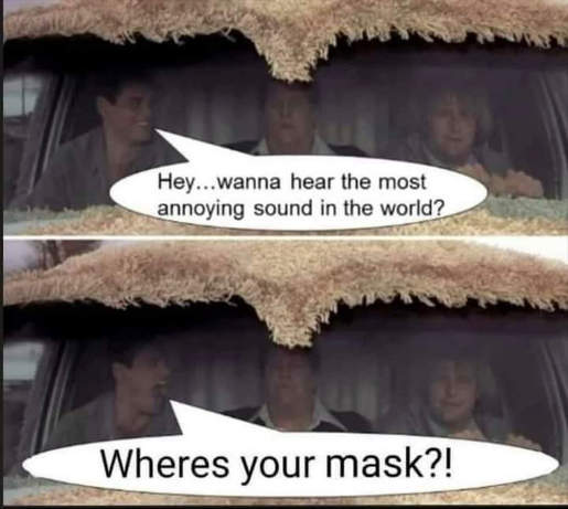 dumb dumber want to hear most annoying sound wheres your mask