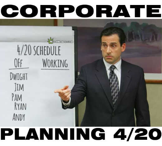 office corporate planning 420 off working
