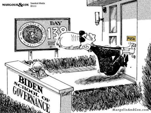 biden school of governance push pull