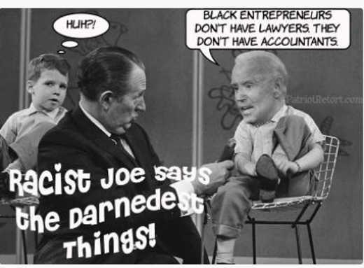 joe biden black entrepeneurs dont have lawyers accountants