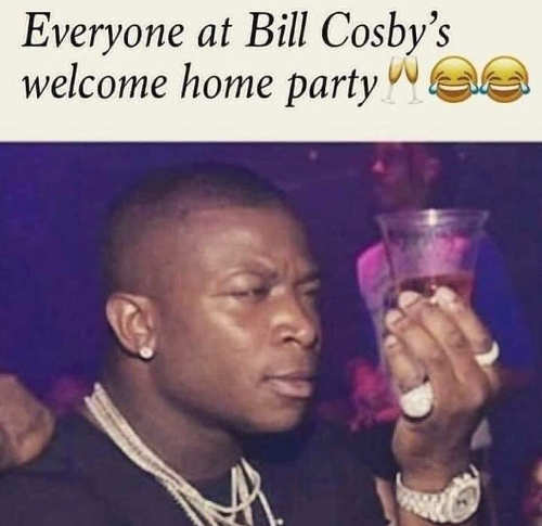 everyone bill cosby homecoming drink