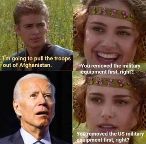 padme anakin pull troops joe biden removed us military equipment first right