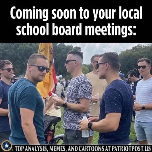 coming school board meetings fbi undercover
