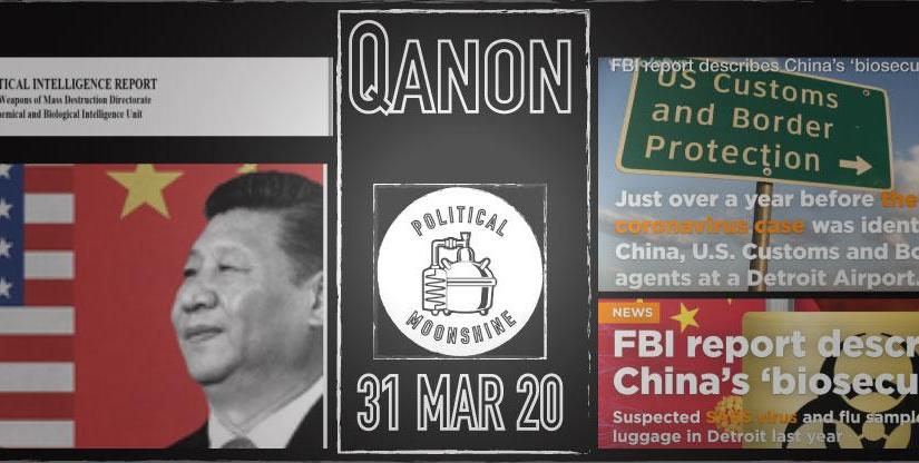 INCREDIBLE EMERGING STORY LINE IMPACTS COVID-19 THEORY: Links Wuhan, intelligence reports, bio-weapons, the WHO/Bill Gates, FBI and FISA all on the same timeline