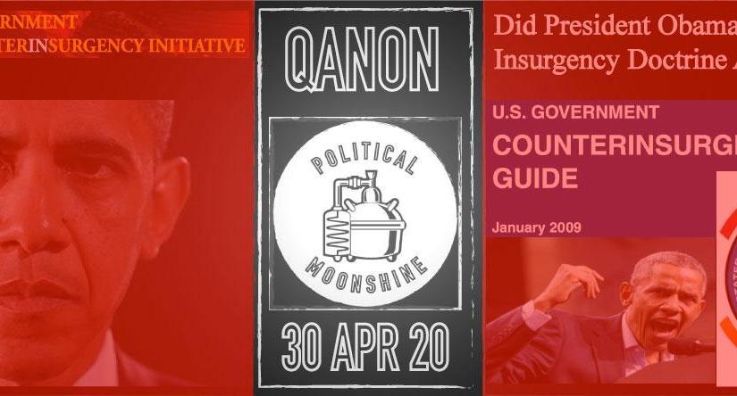 Did President Obama Turn His 2009 Insurgency Doctrine Against America?