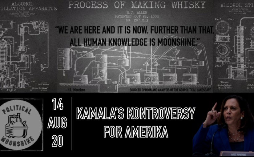 Kamala's Kontroversy for Amerika