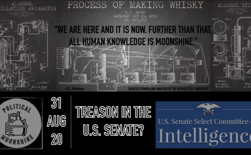 Treason in the U.S. Senate?
