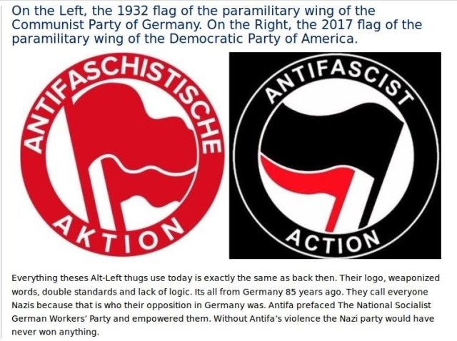 SNIPPITS AND SNAPPITS: ANTIFA PLANNING COMMUNIST REVOLUTION FOR AMERICA ON NOVEMBER 4, 2017