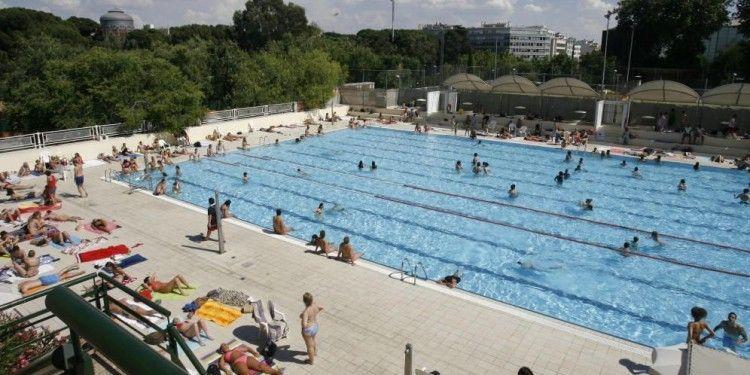 Hoy abren las piscinas municipales de Madrid