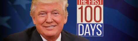 """""""This is why the first 100 days is a 'ridiculous standard' for judging presidents"""" - David R. Jones"""