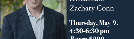 Political Theory Workshop - Patchen Markell - 5/9 4:30pm
