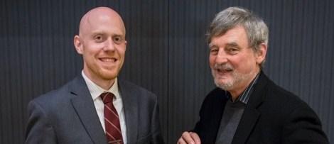 Distinguished Professor John Mollenkopf receives 2019 Contribution to the Field of Urban Affairs Award