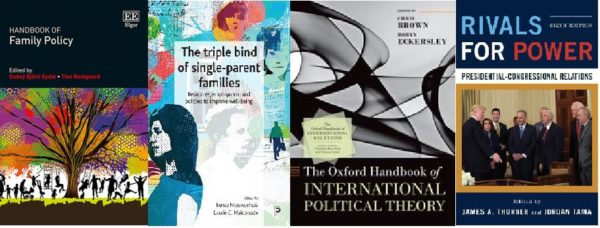 Recent Faculty Book Publications