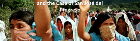 """Comparative Politics Workshop: Sherrie Baver, """"The Development of Environmental Democracy in Mexico and the Case of San José del Progreso"""" Tuesday, October 22, 6:30PM"""