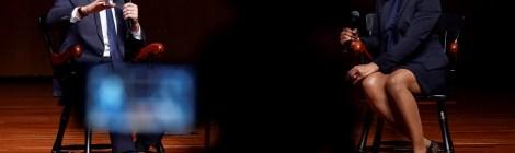Alum Adrienne Jones Interviews Presidential Candidate Pete Buttigieg