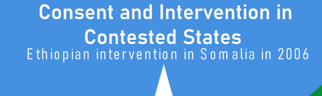 """Comparative Politics Workshop: Aaron Stanley, """"Manufacturing Consent: The Instrumentalization of the Invitation for Intervention in Failed States"""" Wednesday, March 4, 4:15pm"""