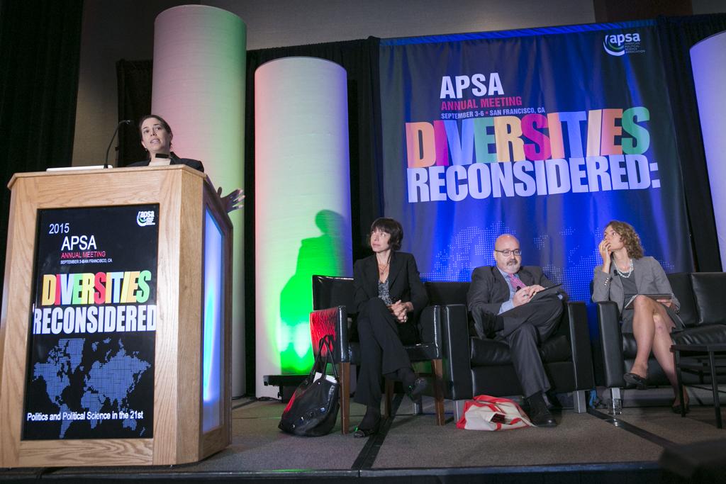 APSA 2015 in San Francisco