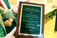Walter Beach Award